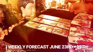TAURUS WEKLY FORECAST JUNE 23RD 29TH GET READY TO CHARGE IT WILL BE ONE TOUGH WEEK FOR YOU