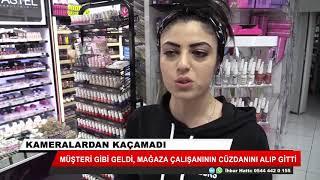 Kameralardan kaçamadı! Konya'daki hırsızlık kamerada