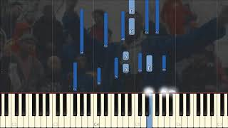 How to Play Crew by Goldlink on Piano (Sheets Included)
