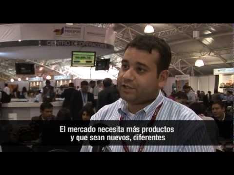 Compradores internacionales destacan calidad y variedad de alimentos colombianos