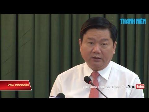Quan điểm dân Sài Gòn về 'biến cố' của ông Đinh La Thăng