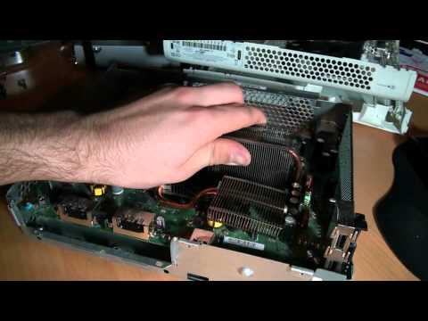 comment reparer une xbox 360 qui a 3 led rouge
