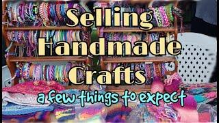 Selling Friendship Bracelets (& Other Handmade Crafts): A Few Downsides