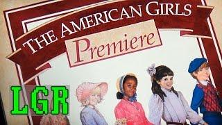 American Girls Premiere: Text-To-Speech Mayhem