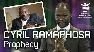 Cyril Ramaphosa life at stake - Prophecy