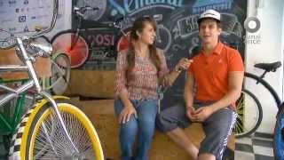 D Todo - Artistas en bicicleta