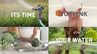 Time to Think About Your Water