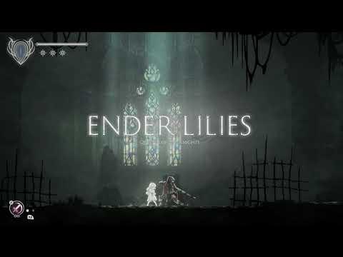 《ENDER LILIES: Quietus of the Knights》黑暗幻想風格動作RPG 最新宣傳影像公開