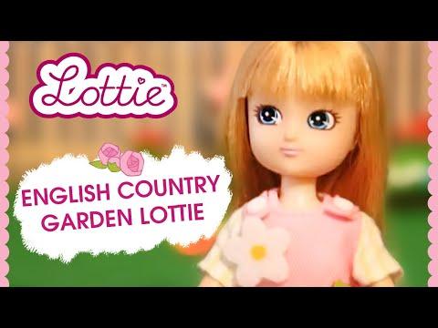 Lottie Кукла Английский сад