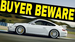 Porsche 997 911 Buyers Guide - 8 Things You MUST Check