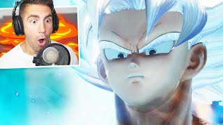 MASTERED ULTRA INSTINCT GOKU - Jump Force Part 3 | Pungence