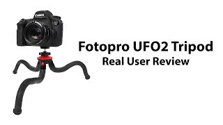 Fotopro UFO vs Joby Gorillapod | Best Point and Shoot Vlogging Tripod