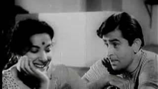 Raj Kapoor, Nargis  (Bewafa) - YouTube
