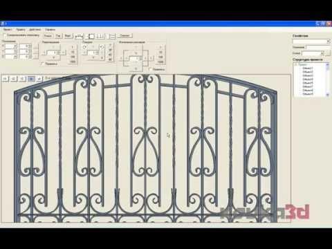 Программы проектирования заборов для