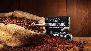 Рецепты напитков с кофе AMERICANO от APL