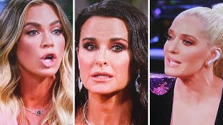Who gets fired from Real Housewives Beverly Hills?