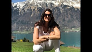 Pilates in the Swiss Lakes