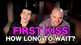 First Kiss! How Long Should You Wait?