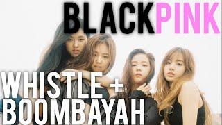 (Original MV's) BLACKPINK | WHISTLE X BOOMBAYAH MV Reaction