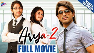 Arya 2 Full Movie In Hindi | Allu Arjun | Kajal Aggarwal | Arya Ek Dewana Hindi Dubbed Movie