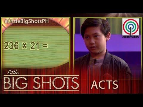 Little Big Shots Philippines: Vaughn | 10-year-old Math-Tinik