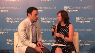RSAC APJ - Interview with David Dufour