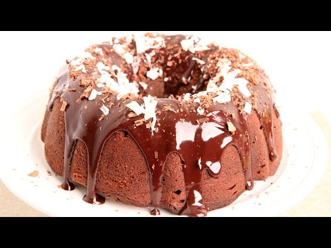 Triple Chocolate Pound Cake Recipe – Laura Vitale – Laura in the Kitchen Episode 864