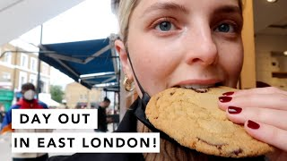 DAY OUT IN EAST LONDON | Estée Lalonde