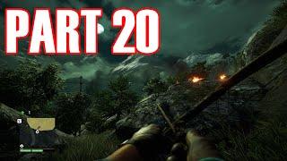 Far Cry 4 Gameplay Walkthrough Part 20 - NOT SO NINJA    Walkthrough From Part 1 - Ending
