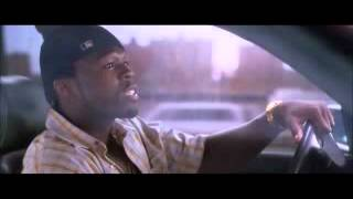 50 Cent Car Scene - Get Rich or Die Tryin' Movie