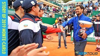 Story Of The 2019 Rolex Monte-Carlo Masters