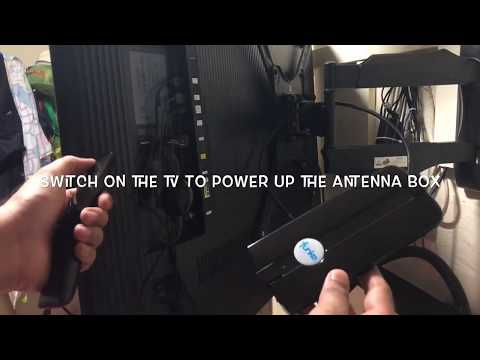 Digital Tv Antenna | Setup and Installation of Digital Tv Antenna | Funke Indoor Antenna