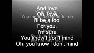 Endless Love - Mariah Carey And Luther Vandross - Karaoke Part Male : Paio
