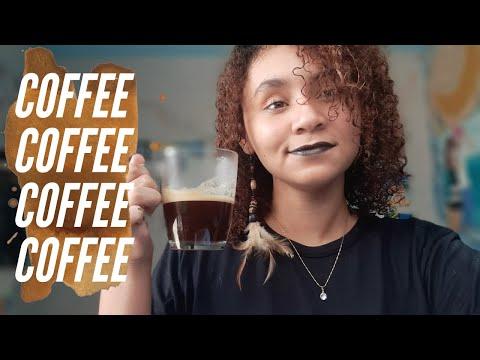 PINTANDO COM CAFÉ