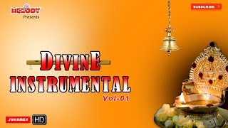 Instrumental on Devotional Music | Devotional Songs on Flute  Sitar | Hindu Devotional Music |