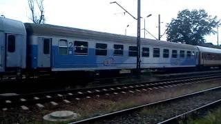 preview picture of video 'EP09-027 z TLK Rybnik-Białystok'