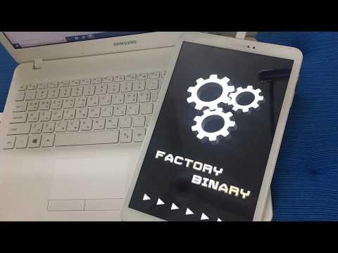 SAMSUNG Galaxy Tab A (SM-T585) U4/BIT4/REV4 FRP/Google Lock Bypass