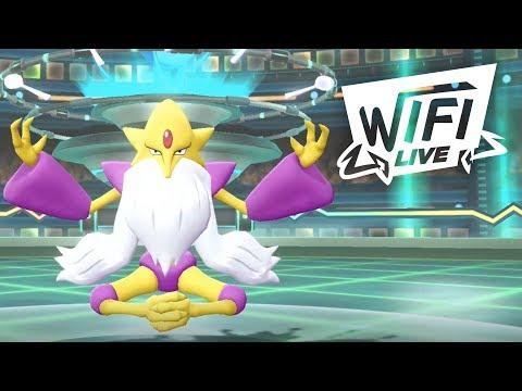Pokemon Let's Go Pikachu & Eevee Wi-Fi Battle: RANDOMIZED DOUBLES IS HARD! (1080p)
