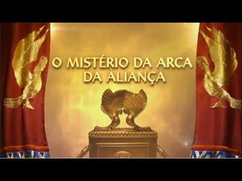 O Mistério da Arca da Aliança - Jornal da Record - Série Completa (Rede Record)