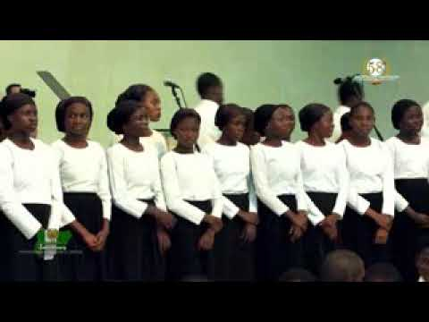 Deeper life Campus/Youth Choir rendition (We are one family under God)at the interdenominational