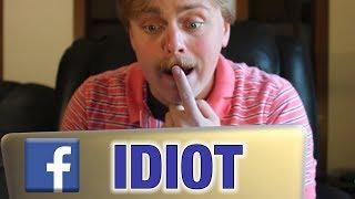 How To Be A Facebook Idiot | Kholo.pk