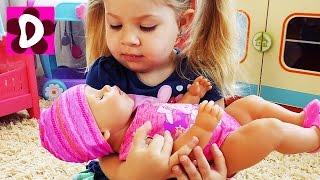 Свинка Пеппа и Кукла Беби Бон ПОДДЕЛКА! Peppa Pig Видео для Детей Игрушки Свинка Пеппа на русском