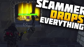 *MUST WATCH* Scammer Gets Scammed For His ENTIRE INVENTORY!