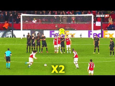 When Famous Players Scored Two Free Kicks in One Game