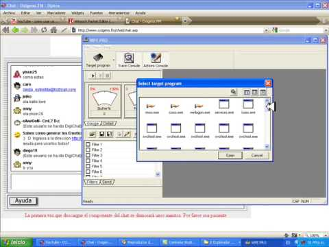 Sala de chat de Yahoo bdsm