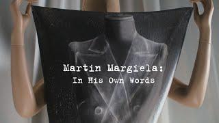 Martin Margiela: In His Own Words - Official Trailer - Oscilloscope Laboratories HD