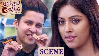 Snigdha Counter To Raj Tarun - Superb Comedy Scene || Kittu Unnadu Jagratha Movie Scenes