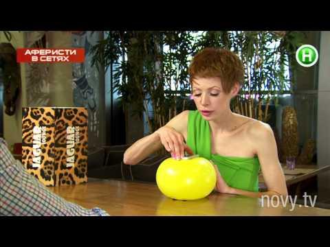 """Как из воздушного шарика сделать чехол для телефона? - Фокус покус - программа """"Нового канала"""" Аферисты в сетях"""