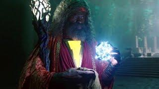Wizard Prologue | Shazam! [Deleted Scene]