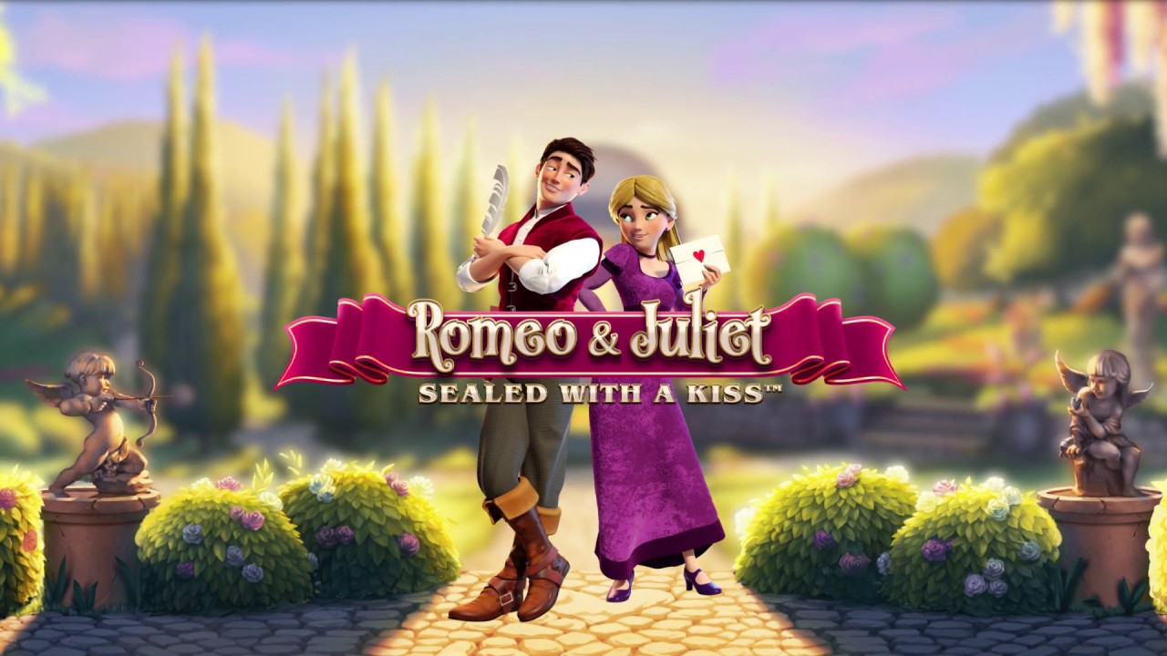 Romeo & Juliet – Sealed with a Kiss
